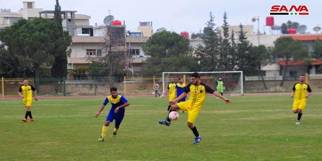 فوز العربي على جيرود بدوري الدرجة الأولى بكرة القدم