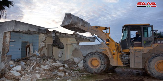 مجلس مدينة اللاذقية: إزالة شاليهات أوغاريت تمهيداً لطرح الموقع للاستثمار