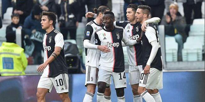 يوفتنوس يفوز على أودينيزي في دوري الدرجة الأولى الإيطالي
