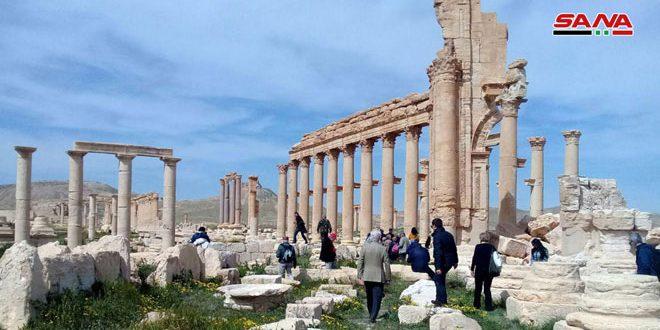 موقع تشيكي: سورية شكلت على الدوام جسرا بين الحضارات والثقافات العالمية