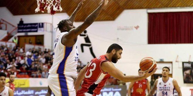 منتخب سورية يخسر أمام مايتي بورت الفلبيني في بطولة دبي الدولية لكرة السلة