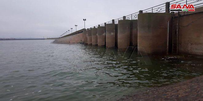 78 مليون متر مكعب زيادة تخزين بحيرة قطينة عن ذات الفترة من العام السابق