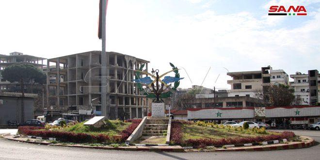 تنفيذ مشروعات خدمية وتنموية في بانياس بكلفة 600 مليون ليرة خلال2019
