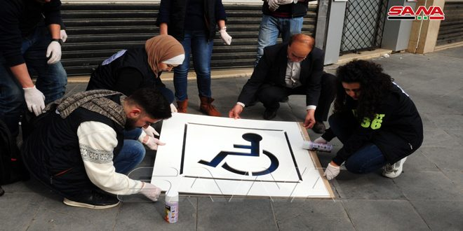 ضمن أسبوع المجالس المحلية.. فعالية (طريق الهمم) للتوعية بعدم ركن السيارات بالأماكن المخصصة لذوي الإعاقة