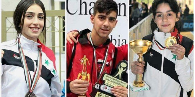 منتخب سورية لكرة الطاولة يشارك في تصفيات غرب آسيا المؤهلة لأولمبياد طوكيو