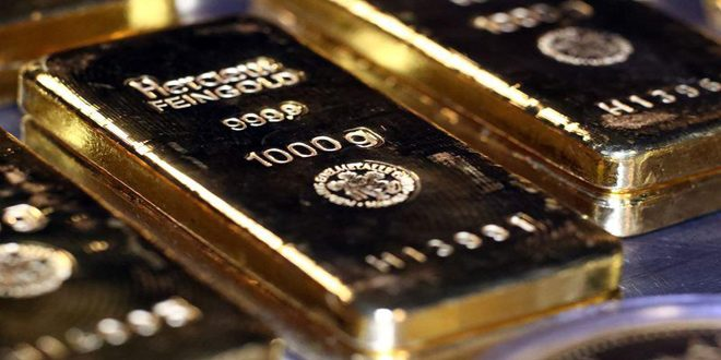 ارتفاع أسعار الذهب