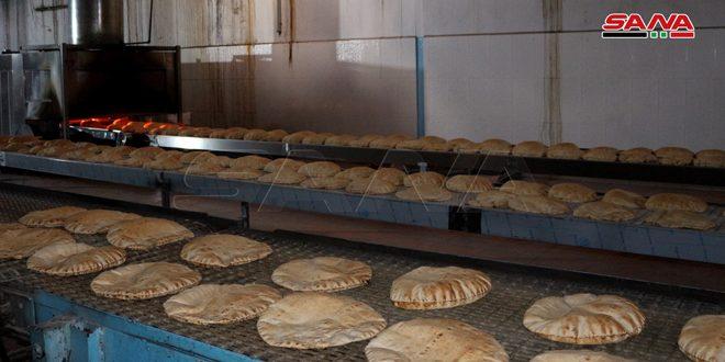 حماية المستهلك بدرعا تنظم 15 ضبطاً بحق أصحاب مخابز خاصة للنقص في الوزن وإنتاج خبز سيىء الصنع