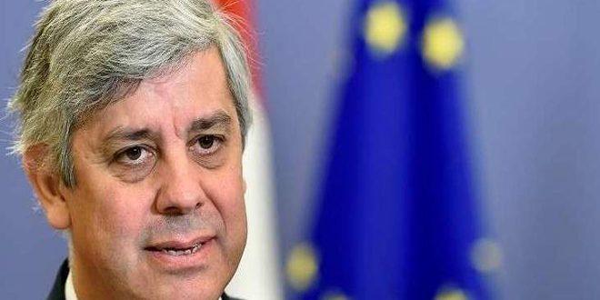 رئيس مجموعة اليورو يحذر من تفكك منطقة العملة الأوروبية الموحدة
