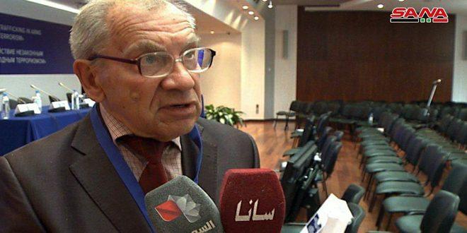 باحث روسي: تقرير منظمة حظر الأسلحة الكيميائية حول سورية متحيز وغير قانوني
