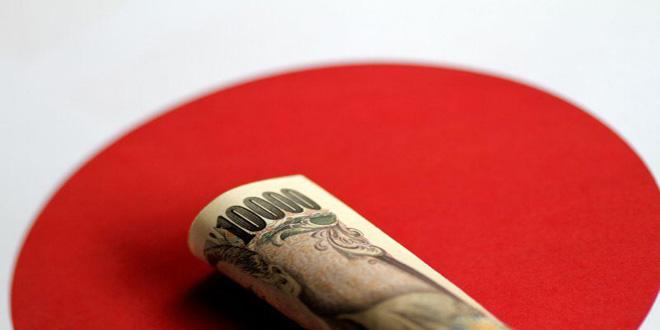 الدولار يتراجع والين يسجل ارتفاعاً