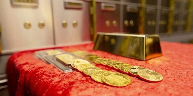 الذهب يرتفع 0.7 بالمئة ويسجل 1738.30 دولاراً للاوقية