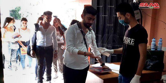 مع استئناف الدوام الجامعي.. إجراءات وجهود مكثفة لضمان سلامة الطلاب