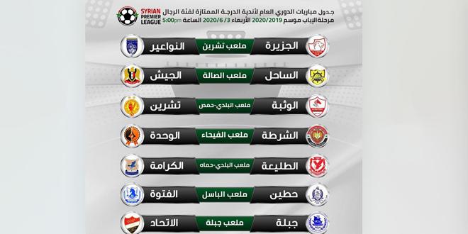 المتصدر والوصيف في مواجهة قوية اليوم في المرحلة 18 من الدوري الممتاز لكرة القدم