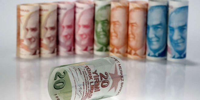 العجز النقدي التركي في أيار يقترب من 4ر1 مليار دولار