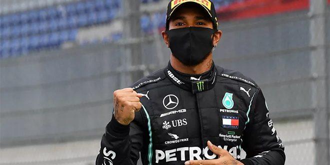 هاميلتون يفوز بجائزة ستايريان الكبرى لسباقات فورمولا 1