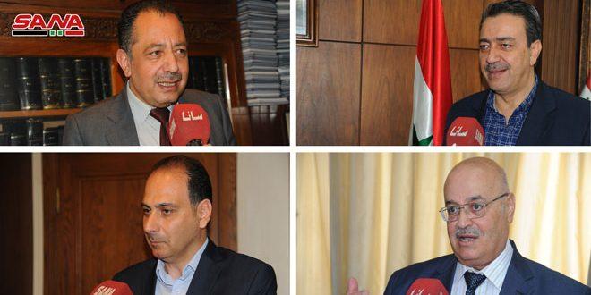 المحامون السوريون: (قانون قيصر) جريمة دولية واعتداء على حق الحياة ويستهدف الشعب السوري بلقمة عيشه
