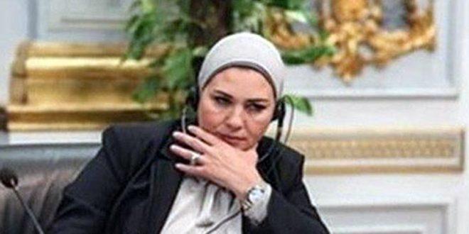 برلمانية مصرية: انتخابات مجلس الشعب المرتقبة دليل على قوة سورية