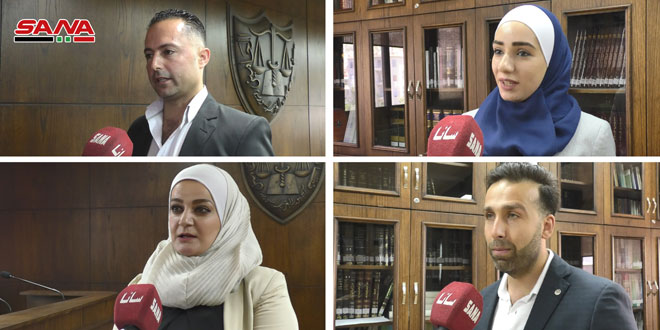 محامون: اختيار المرشح المناسب لمتطلبات المرحلة الراهنة