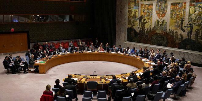 بتحريض من واشنطن… مجلس الأمن يصوت ضد مشروع قرار روسي حول إيصال المساعدات الإنسانية إلى سورية