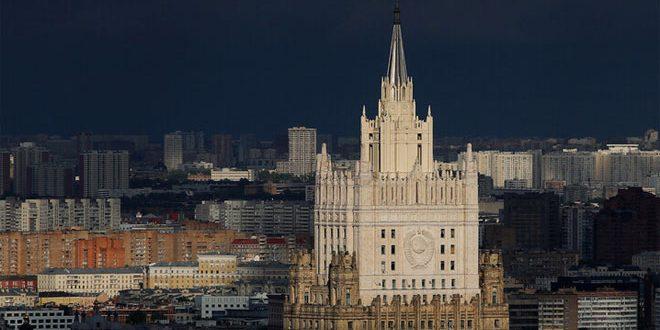 موسكو: ندعو إلى زيادة المساعدات لسورية بالتنسيق مع حكومتها.. وواشنطن تشوه الحقائق