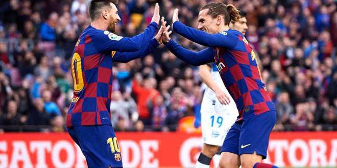 صفقة جديدة لنادي برشلونة