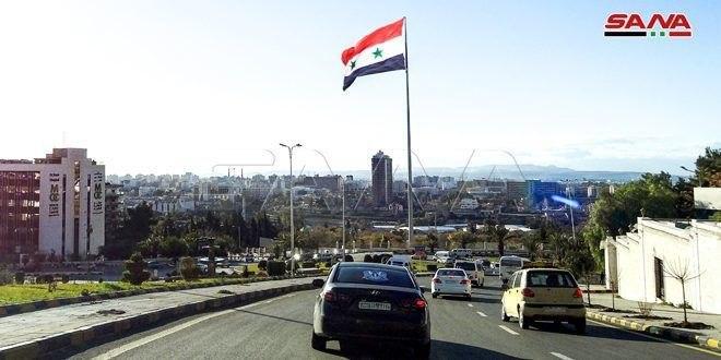 تجمع (إسناد) في الأردن يجدد وقوفه إلى جانب سورية