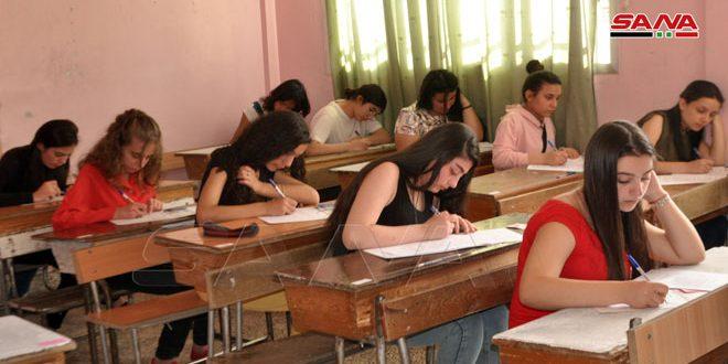 أكثر من 13 ألف طالب وطالبة يتقدمون غداً لامتحانات الدورة الثانية الاستثنائية لشهادتي التعليم الأساسي والإعدادية الشرعية