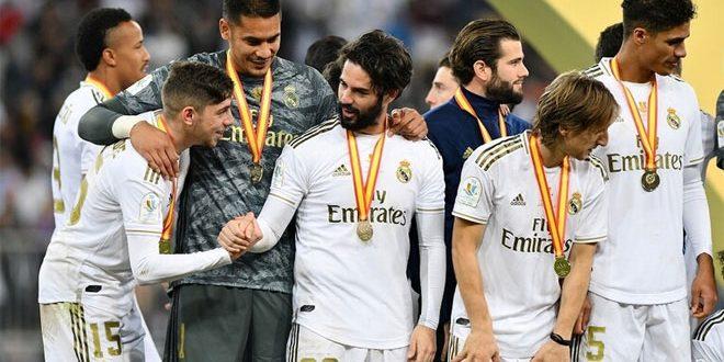 رسمياً.. ريال مدريد يعلن انتهاء إعارة حارسه أريولا
