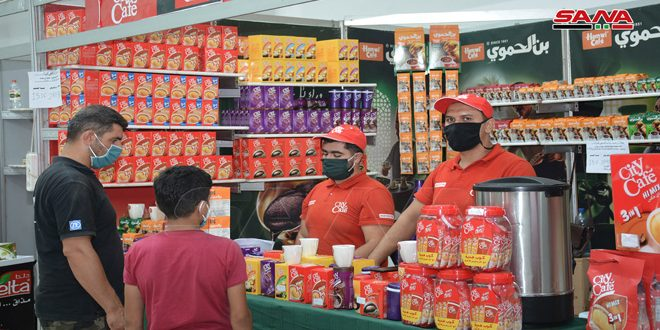 100 شركة في مهرجان التسوق الشهري صنع في سورية باللاذقية