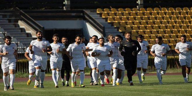 معلول: نعمل على تجهيز منتخب سورية بشكل يتناسب مع وجود منتخبات معتادة على التأهل إلى كأس العالم