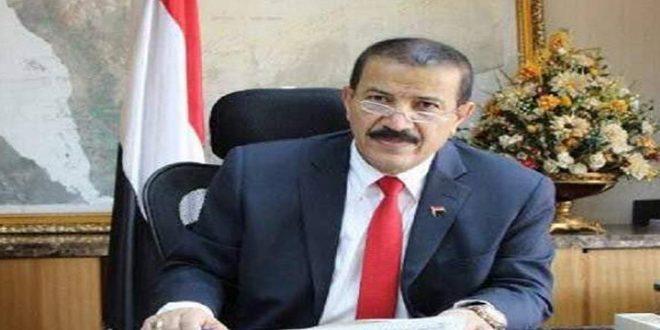 الخارجية اليمنية تدين الاتفاق بين ميليشيا (قسد) وشركة أمريكية لسرقة النفط السوري