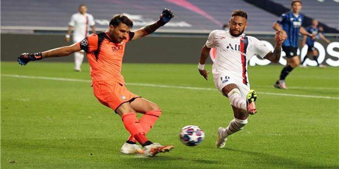 ريمونتادا سان جيرمان تطيح بأتالانتا الإيطالي من ربع نهائي دوري أبطال أوروبا