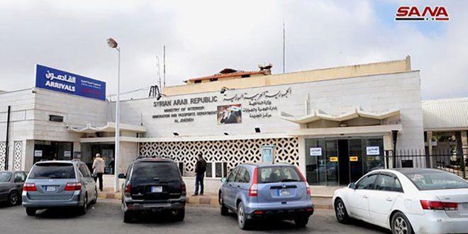 لبنان يفتح حدوده البرية مع سورية في الـ 22 والـ24 من الشهر الجاري