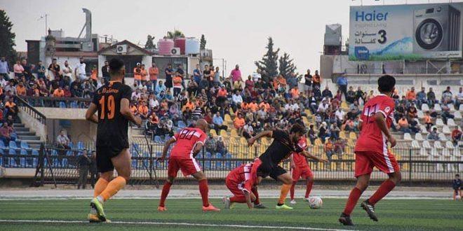 الوحدة يتعادل مع الشرطة في اختتام المرحلة الثانية للدوري الممتاز لكرة القدم