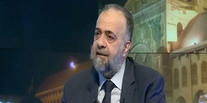 السيد: سورية وحلفاؤها سينتصرون على محور الإرهاب وداعميه
