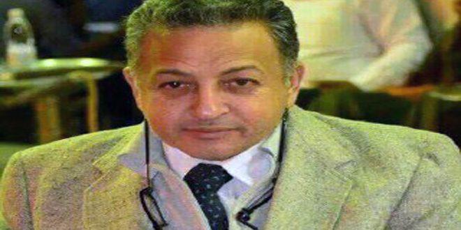 الحزب الاتحادي الديمقراطي المصري يطالب بوقفة جادة لرفع الإجراءات القسرية الغربية أحادية الجانب المفروضة على سورية