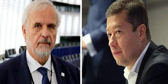 برلمانيان تشيكيان: سياسات النظام التركي خطر على أمن المنطقة