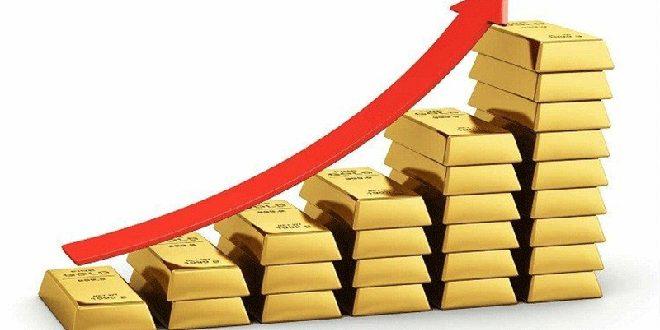 ارتفاع الذهب إلى أعلى مستوياته
