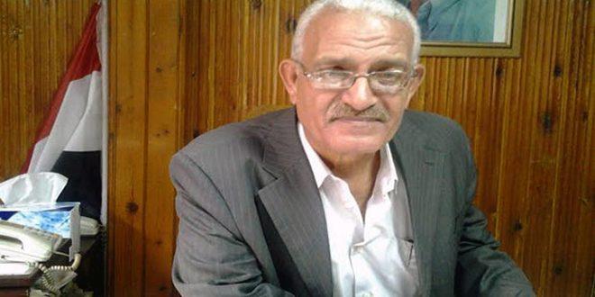 مغاوري يدين العدوان الإسرائيلي على محيط حماة