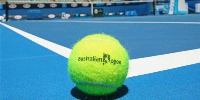 43 لاعباً مشاركاً في بطولة استراليا المفتوحة للتنس في الحجر الصحي