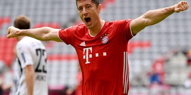 بايرن ميونخ يفوز على فرايبورغ في الدوري الألماني
