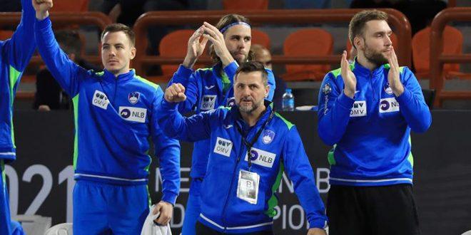 سلوفينيا تكتسح مقدونيا الشمالية في بطولة العالم لكرة اليد