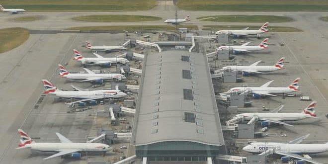 منظمة الطيران المدني: انخفاض عدد المسافرين 60 بالمئة العام الماضي
