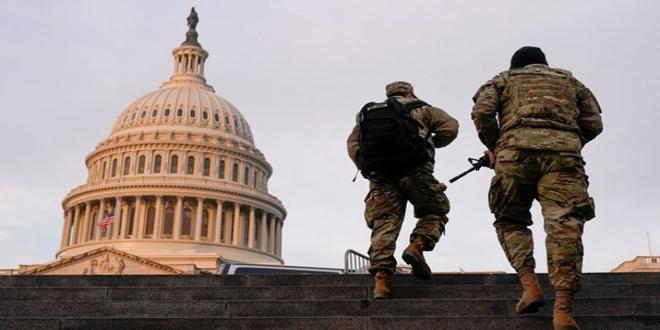 مع اقتراب تنصيب بايدن.. تأهب أمني تحسباً لاحتجاجات مسلحة في الولايات الأميركية