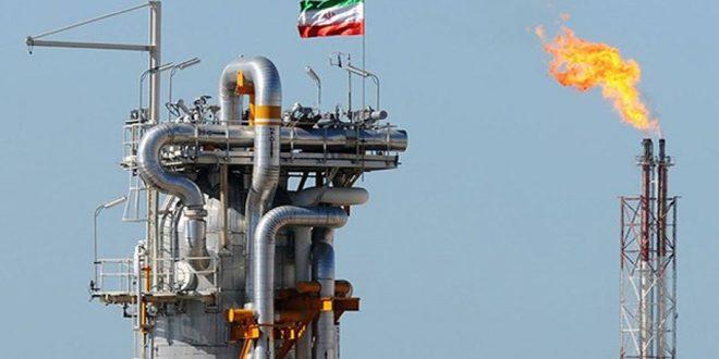 إنتاج الغاز الإيراني يسجل مليار متر مكعب يومياً