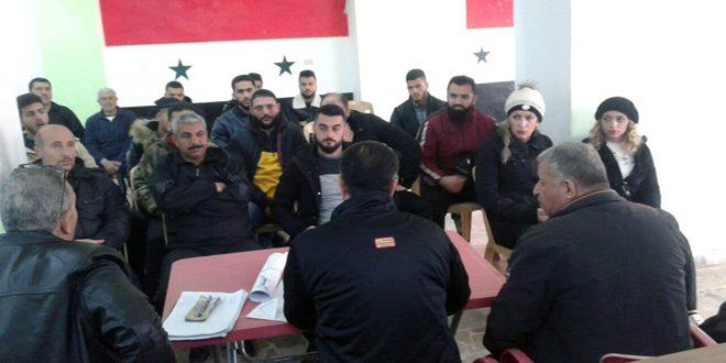 رئيس الاتحاد الدولي لرياضة النسور: سورية ستكون مقراً للاتحاد العربي للعبة