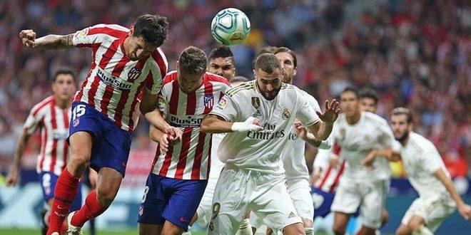 ريال مدريد يعلن عودة مهاجمه بنزيما إلى الملاعب