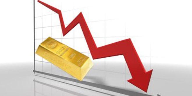 هبوط أسعار الذهب لأدنى مستوى في تسعة أشهر
