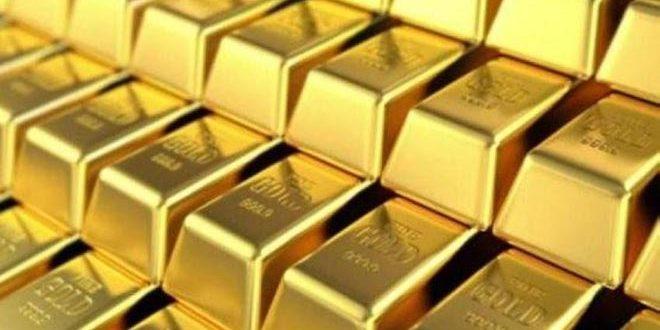الذهب يهبط لأقل مستوى في أكثر من ثمانية أشهر