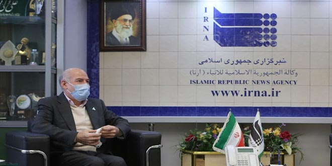 صادرات الغاز الإيراني تنمو بنسبة 100 بالمئة خلال ثماني سنوات